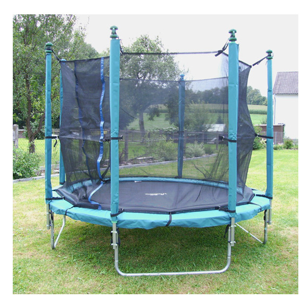 Gartentrampolin Set Trimilin-Fun 300 cm Inkl. Sicherheitsnetz