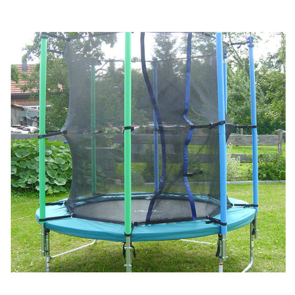 Gartentrampolin Set Trimilin-Fun 240 cm Inkl. Sicherheitsnetz
