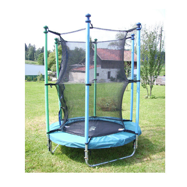 Gartentrampolin Set Trimilin-Fun 185 cm Inkl. Sicherheitsnetz